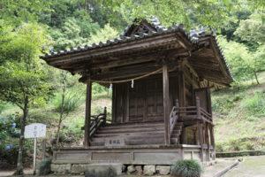 岩山宮-2ー吉備津神社ー