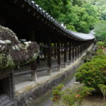回廊-4ー吉備津神社ー