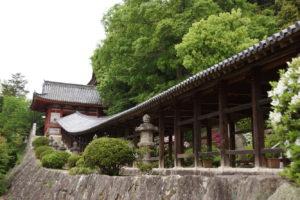 回廊-2ー吉備津神社ー