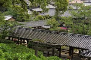 回廊-3ー吉備津神社ー