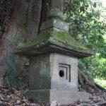 如法経塔ー吉備津神社