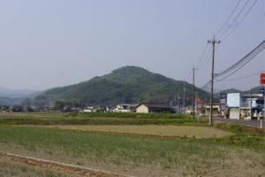 鍛冶山城跡