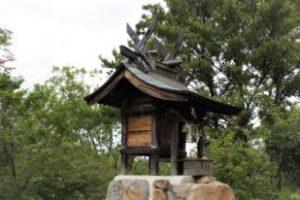 石鎚神社ー本殿ー