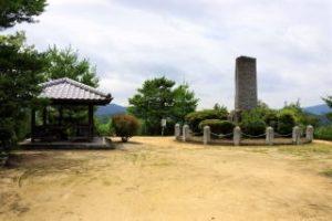 石鎚神社ー境内ー