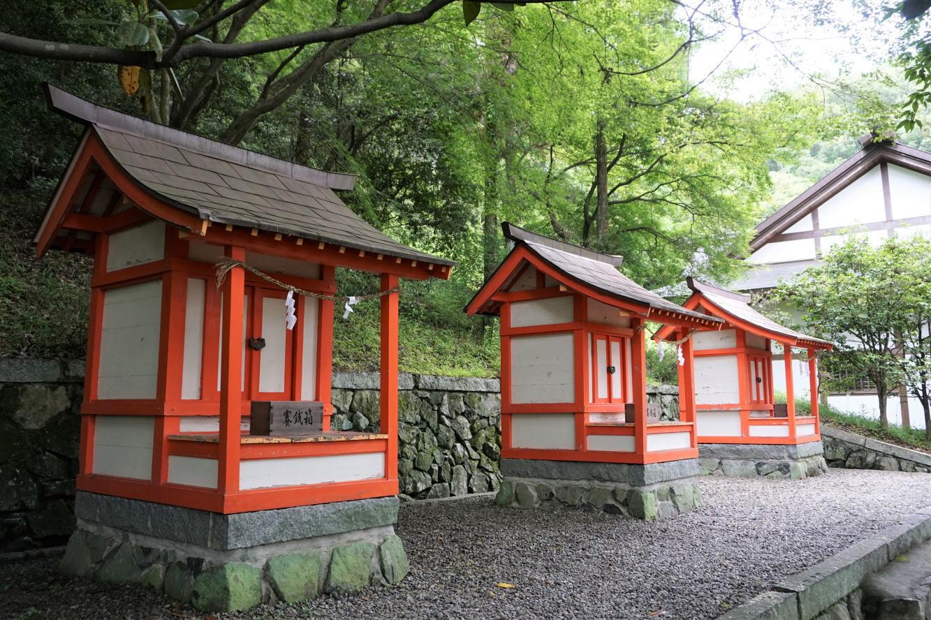 三社宮ー吉備津神社