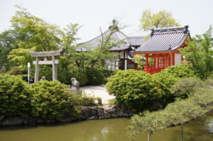 宇賀神社-3ー吉備津神社ー