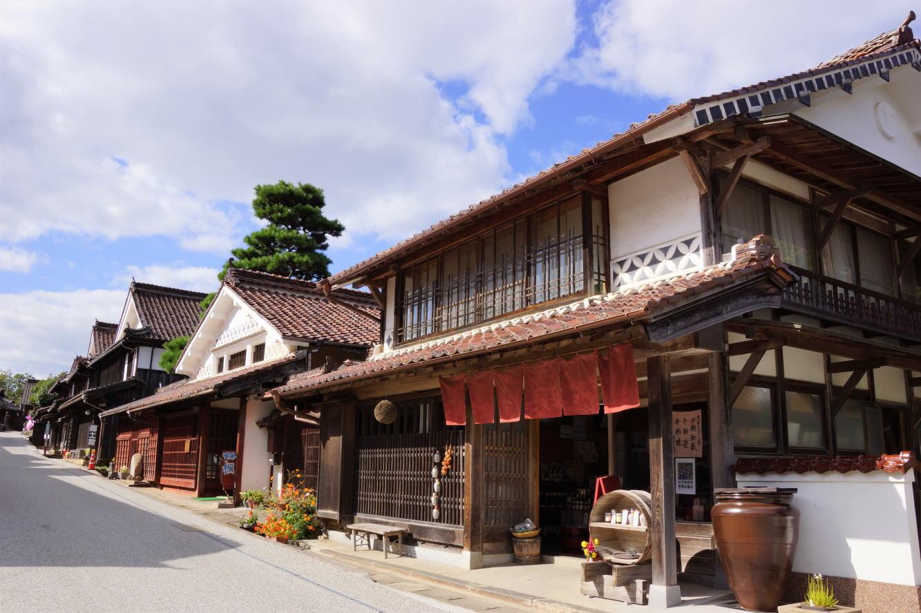 長尾醤油酒店