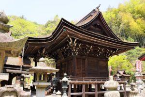 霊応殿 本殿