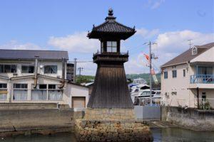 旧野崎浜灯明台