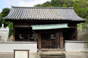 本蓮寺 番神堂-2