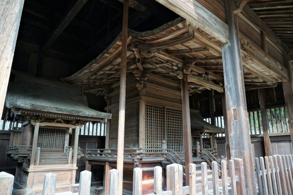 本蓮寺 番神堂