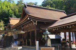 霊応殿 拝殿
