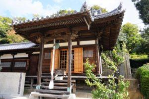 観音寺 薬師堂