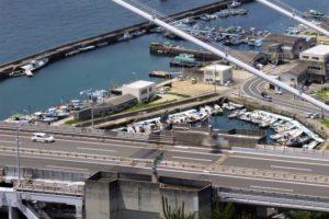 田之浦漁港