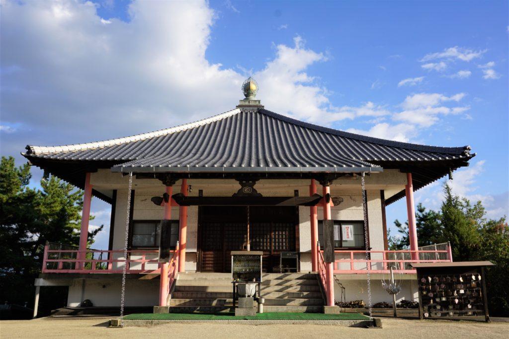 鷲羽山大宝寺 奥の院