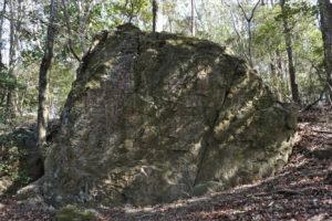 二番目に大きな岩