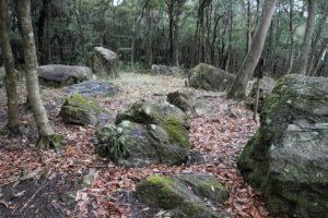 環状石籬-3