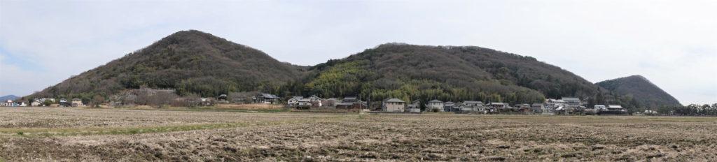 吉備の中山