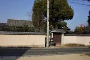 藤井高尚旧邸