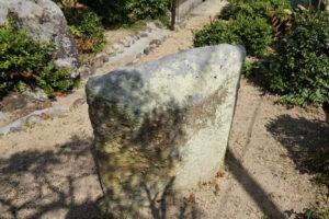 家型石棺の蓋