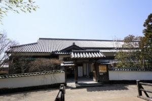 犬養木堂記念館入口