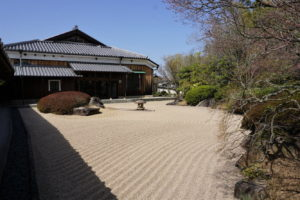 犬養木堂記念館と庭園