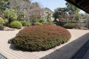 犬養木堂記念館 庭園-2