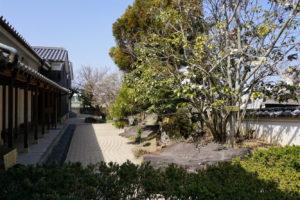 犬養木堂記念館 庭園-3