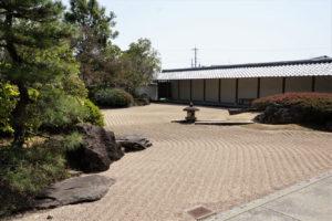 犬養木堂記念館 庭園