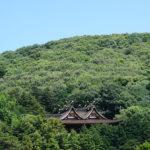 吉備の中山と神社・仏閣