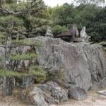吉備の中山と磐座・巨石