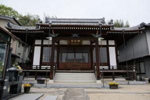 妙伝寺 本堂