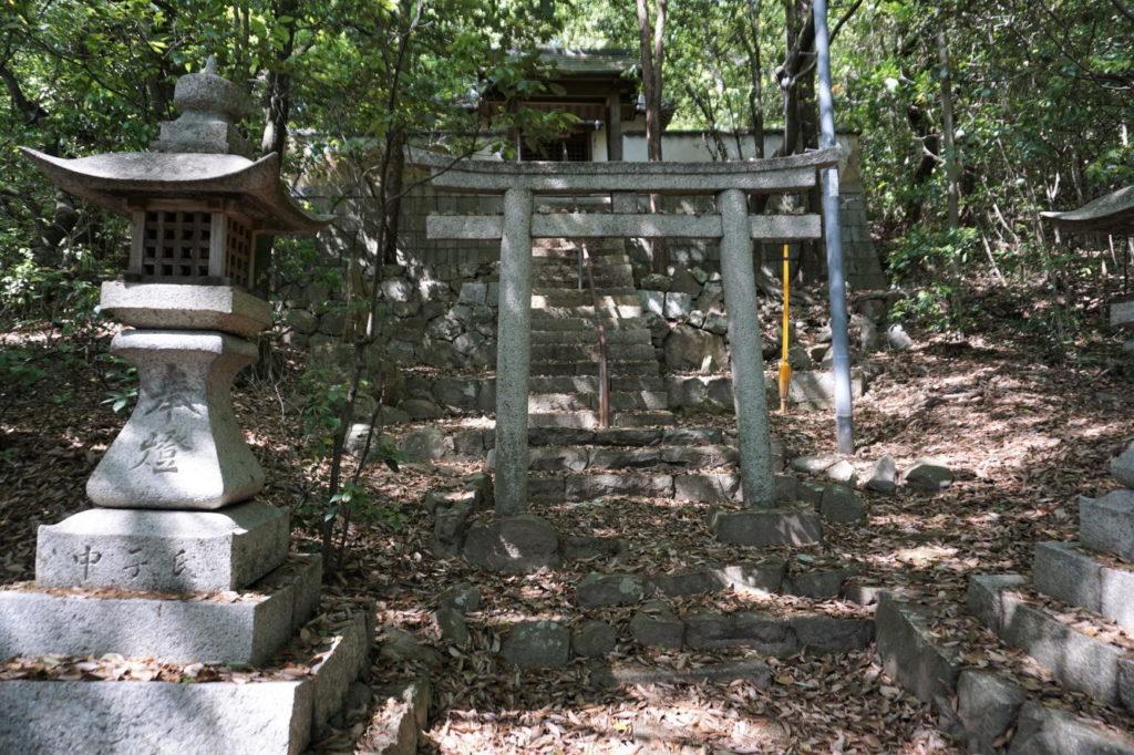 御崎神社ー西花尻ー