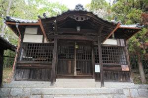 天神社 拝殿