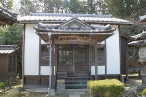 徳寿寺 本堂