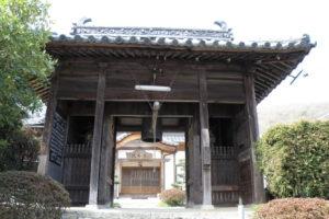 徳寿寺 仁王門
