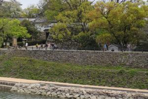 花畑隅櫓跡