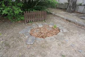 中の段 井戸跡