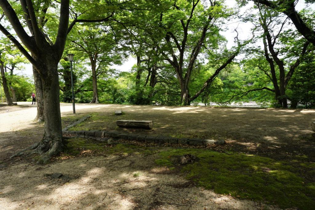 坂下多門櫓跡-2