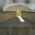 月見櫓脇石狭間