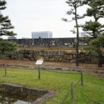 多門櫓跡ー中の段 北側ー