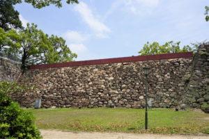 中の段南西の石垣