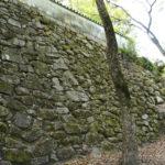 本段東側の高石垣