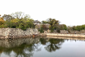 岡山城 本丸